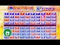 Cleopatra KENO slot machine, bonus
