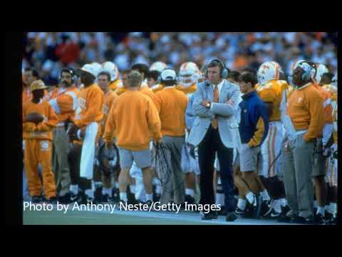 Johnny Majors Explores Tennessee Football