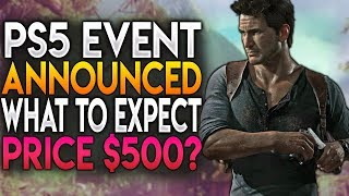 PS5 June Event Announced and What to Expect | Price $500? Launch Date, and Games | News Dose