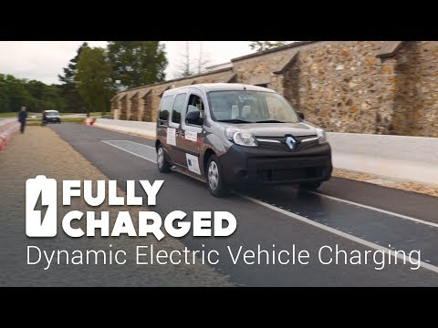 Dynamic Electric Vehicle Charging | Fully Charged