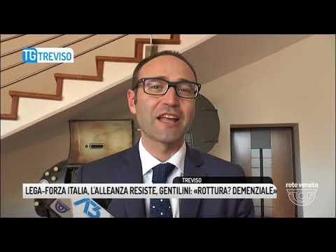 TG TREVISO (18/04/2018) - FORZA ITALIA FA QUADRATO: «L'ACCORDO PER TREVISO NON SI TOCCA»