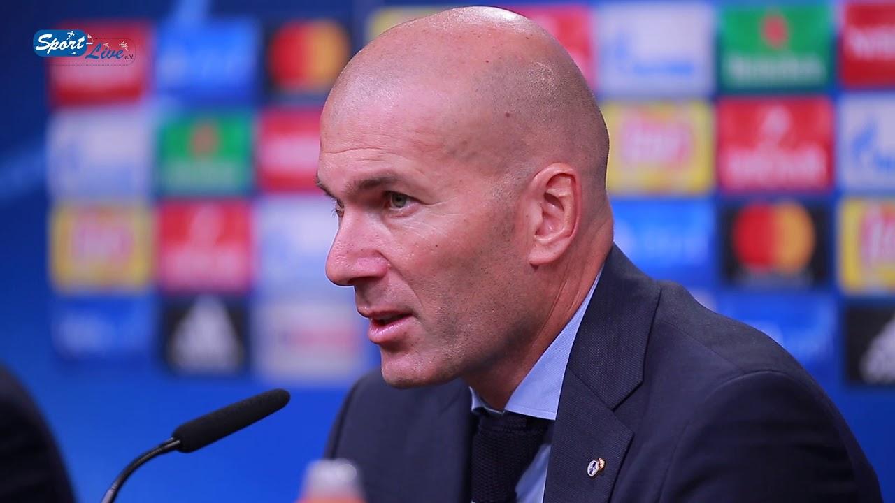 Borussia Dortmund - Real Madrid: Pk mit Zinedine Zidane