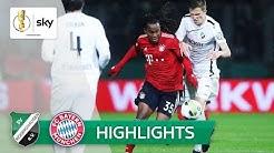 SV Rödinghausen - FC Bayern München 1:2 | Highlights - DFB-Pokal 2018/19 | 2. Runde