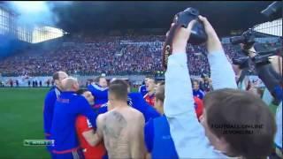 ЦСКА Локомотив М 1-0 ЦСКА - чемпион!!! 15.05.2014