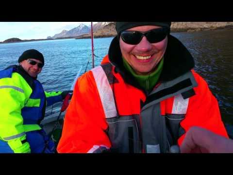 Norwegen / Norway / Норвегия - Fishing Steigen Breggy 2016