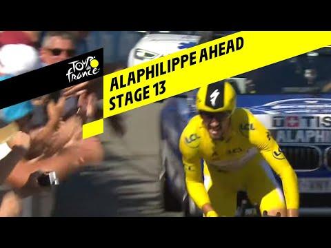 Alaphilippe Ahead- Stage 13 - Tour de France 2019