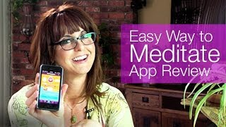 Easy Meditation With Apps - kimTV