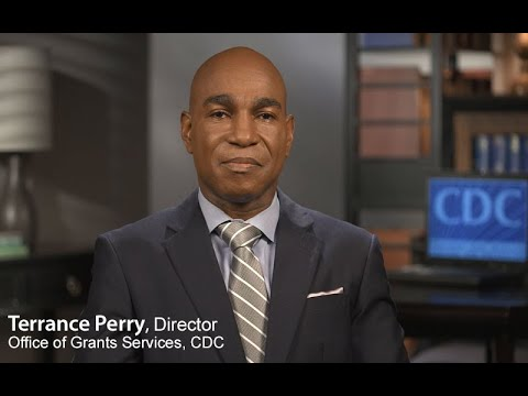 Welcome To CDC Grants