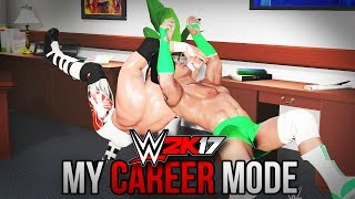 "WWE 2K17 My Career Mode - Ep. 19 - ""VIOLENT OBSESSION!!"" [WWE …"
