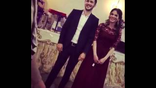 Самая красивая кавказская помолвка / милые жених и невеста