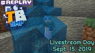 Diamond Falls and Thieving Clowns - Truly Bedrock Stream Day Replay! - September 15, 2019