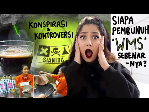 KASUS TER-MISTERIUS: Mirna, Jessica, & SIANIDA! | #NERROR