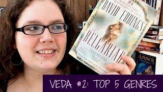 VEDA #2 | TOP 5 GENRES Thumbnail
