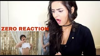 Zero Reaction By Perdasi girl || Shah Rukh Khan Film ZERO REACTION by perdasi girl