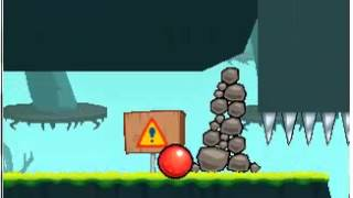 lets play bounce tales 2D all levels