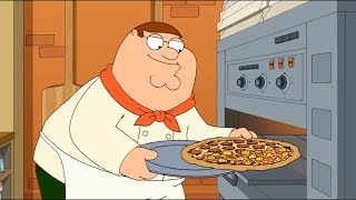 Family Guy   Peter made a special Pizza