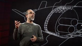 """Great dreams aren't just visions,"" says Astro Teller, ""They're vis..."