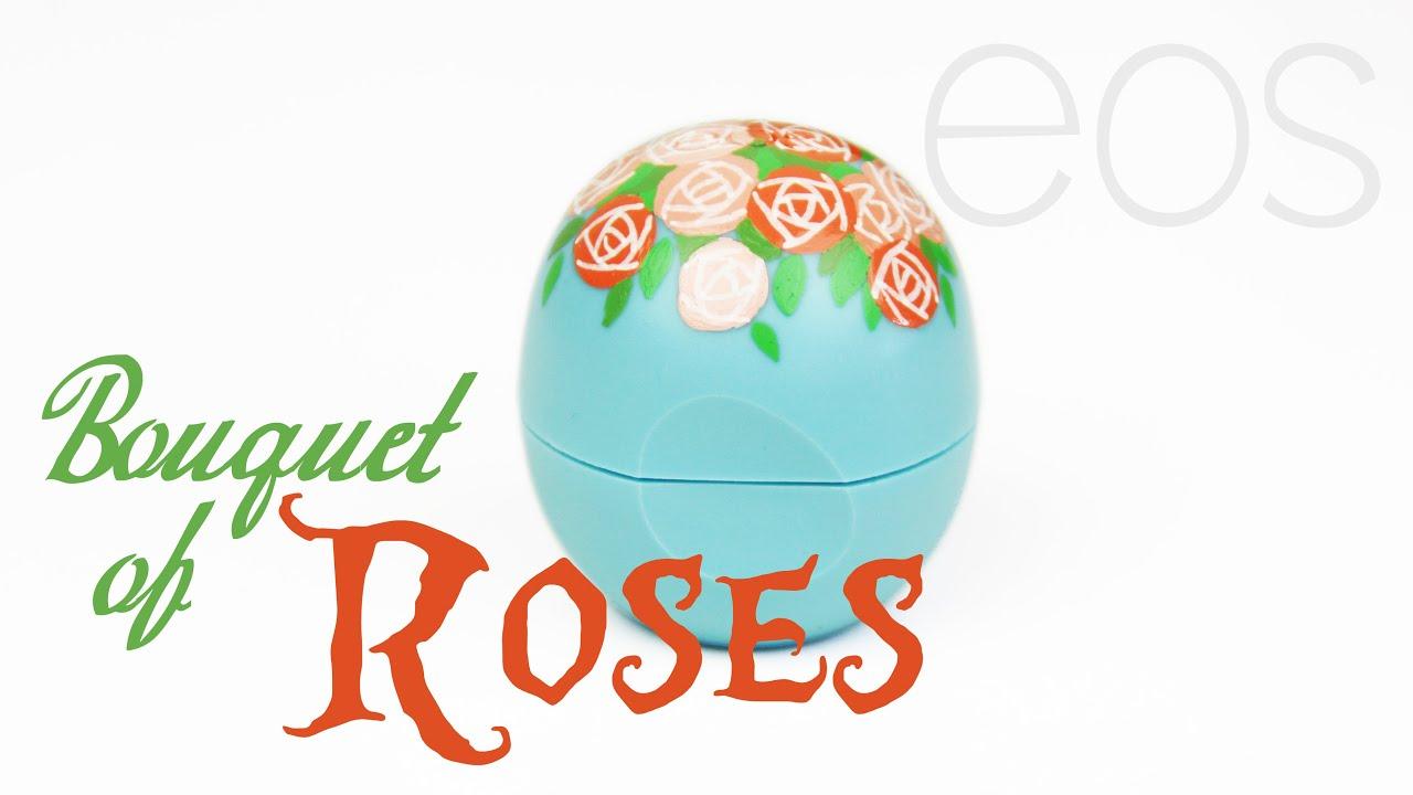 Bouquet Of Roses Eos Lip Balm Pencilmade Dk