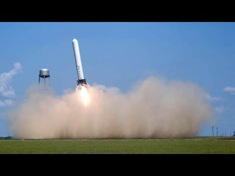 SpaceX's Grasshopper Just Blew Our Minds With Its Latest Launch