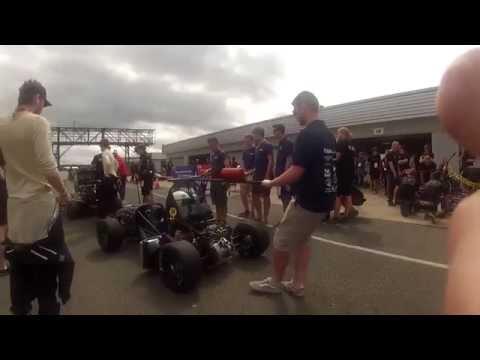 SFR TV: Silverstone Day 4