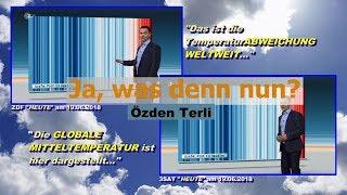 Klimamanifest Kurze Medienkritik #008 - Zwei Versionen der Gardinenpredigt des Özden Terli