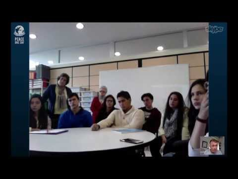 Peace Talk: Olinca School, Mexico