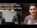 AR'MON AND TREY KISS IT BETTER MASHUP- REACTION!