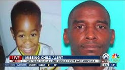 Florida missing child alert issued for 2-year-old Jacksonville boy