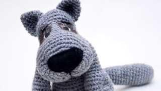 Амигуруми: схема Волка. Игрушки вязаные крючком! Free crochet patterns. Free crochet patterns.