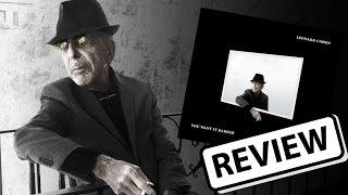"""JO42 Reviews: Leonard Cohen - """"You Want it Darker"""" [Jordan Owen/#LeonardCohen]"""
