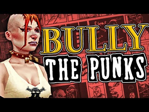 BULLY: The Clique Rockstar Removed (Beta Analysis)