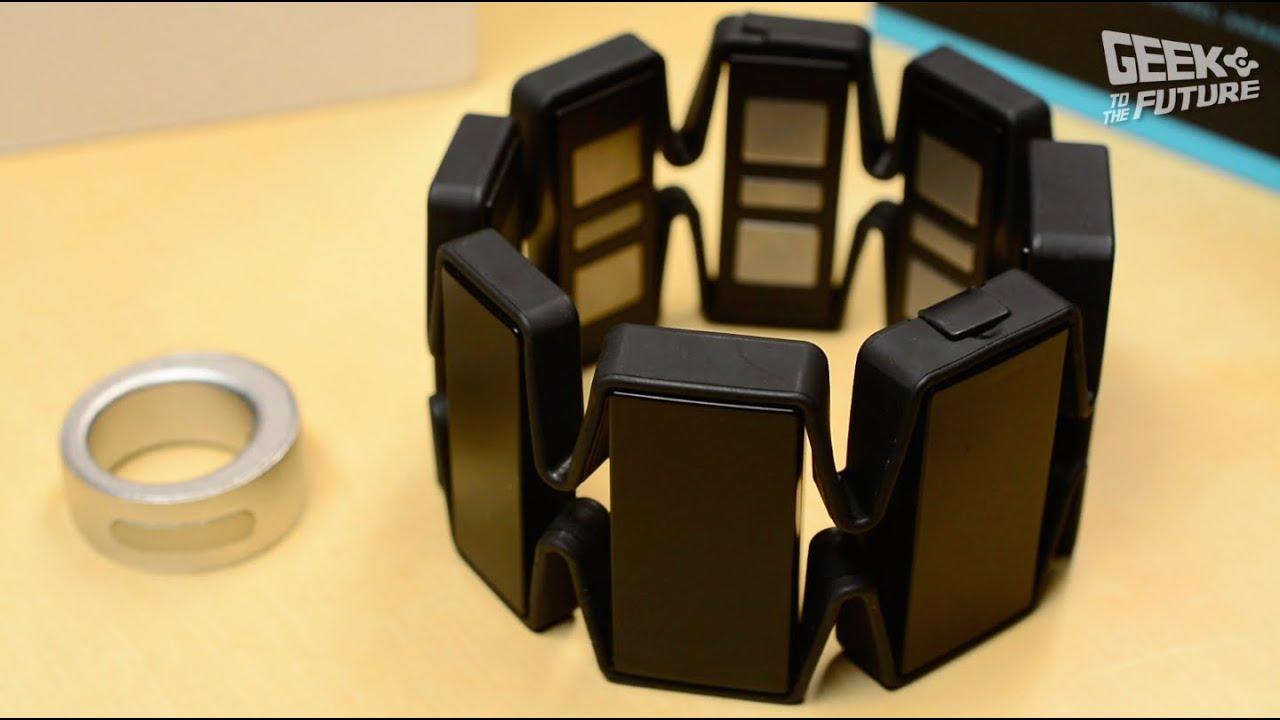 Уникальный браслет myo armband, считывающий параметры активности мышц, имеет широкую сферу применения – от управления компьютерными.