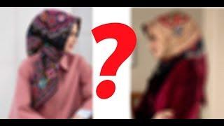 En Beğenilen Armine Yeni Sezon Eşarp Modelleri