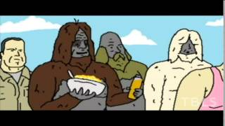 The Big Lez Show - The Ultimate Sassy the Sasquatch Compilation