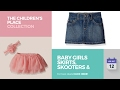 Baby Girls Skirts, Skooters & Skorts The Children's Place Collection