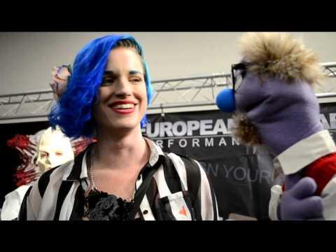 Monsterpalooza European Body Art Performance Makeup
