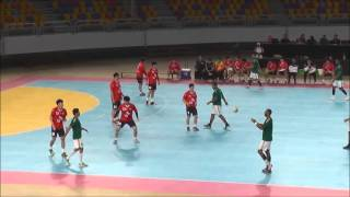 Oman vs Korea First Half - 4 Nations Tournament Cairo