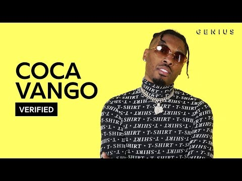 "Coca Vango ""Sauce All On Me"" Official Lyrics & Meaning 