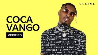 """Coca Vango """"Sauce All On Me"""" Official Lyrics & Meaning 
