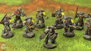 Start Collecting! Warhammer 40k Space Wolves Ep 1