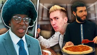 COOKING WITH THE SIDEMEN!