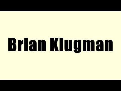 Brian Klugman