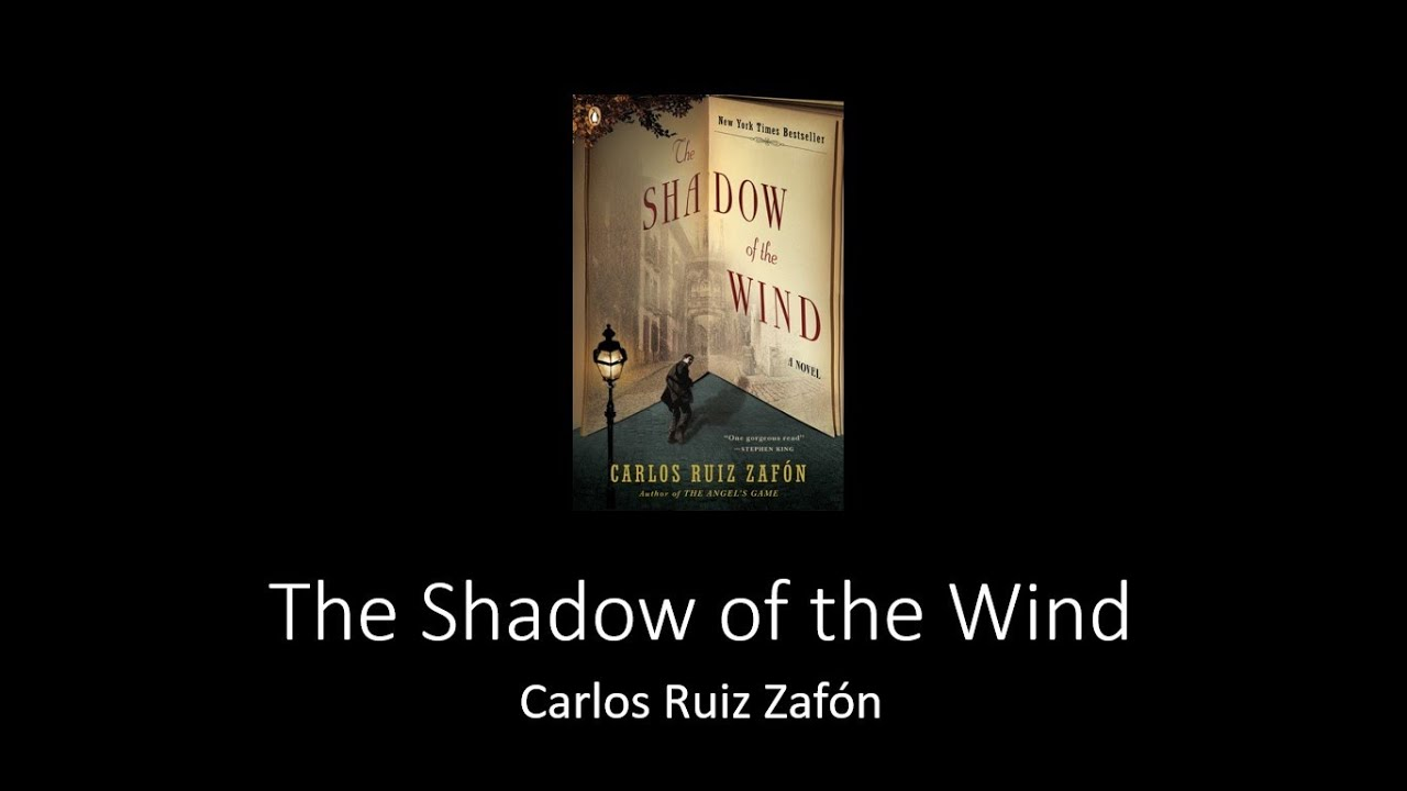 The Shadow of the Wind - YouTube