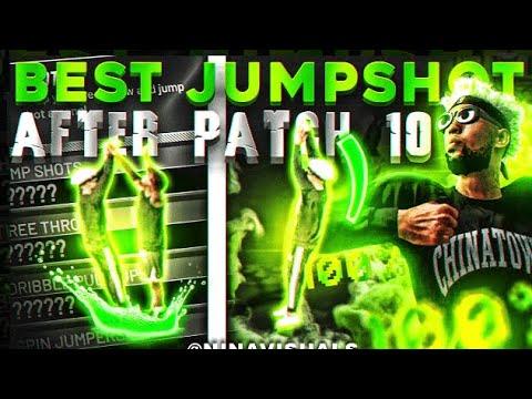 🚨Best NBA 2k20 JumpShot for any build🚨 BEST Custom jumpShot & Most Smooth jumper🤩🎸🖤