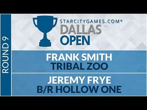 SCGDFW - Round 9 - Frank Smith vs  Jeremy Frye [Modern]