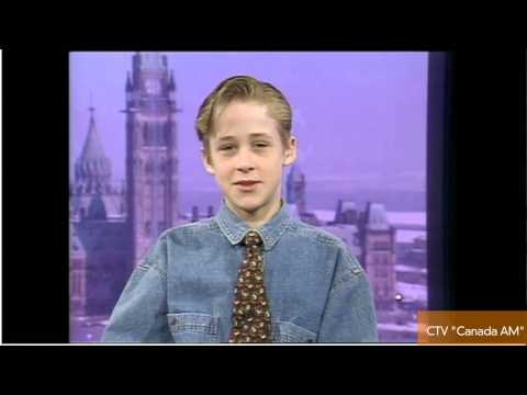 Ryan Gosling Video Shows Him as Adorable 12-Year-Old Mouseketeer