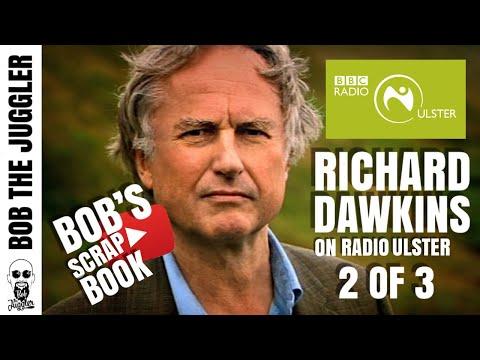 Richard Dawkins on BBC Radio Ulster (2 of 3)