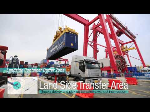 Best Container Terminal Design in Action