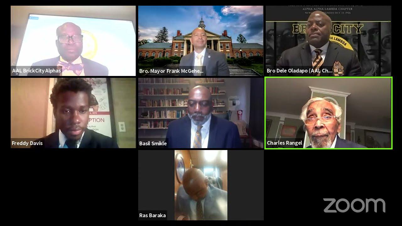 The State of Black America feat. Hon. Charlie Rangel / Future Black Leadership & The Black Agenda