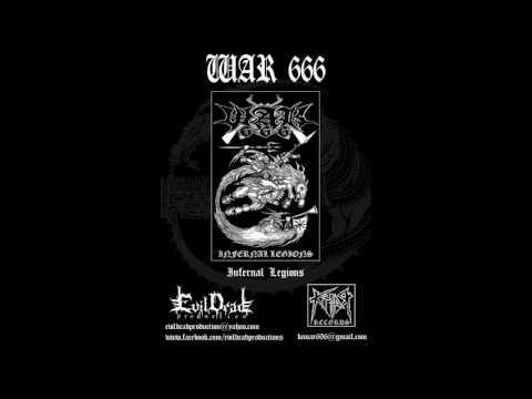 Клип War - 666